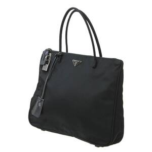 PRADA Prada Nylon Black Handbag BN0545