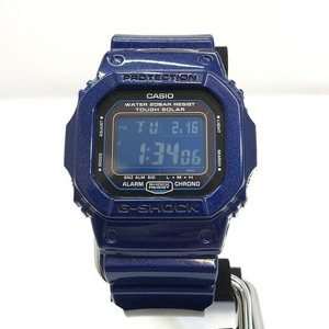 G-SHOCK CASIO Casio watch G-5600CC speed solar blue metallic men's
