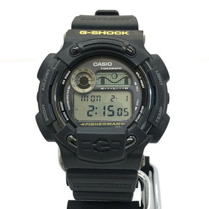 G-SHOCK CASIO Casio watch DW-8600BM-1T FISHERMAN Fisherman MEN IN BLACK Men in Black Quartz with tag