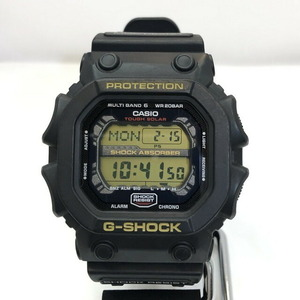 G-SHOCK CASIO Casio Watch GXW-56-1B Big Face Solar Black World Time Fully Automatic Calendar EL Backlight Men's