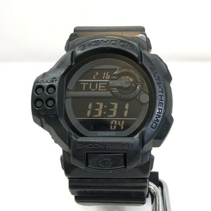 G-SHOCK CASIO Casio watch GDF-100BB Quartz Black Men