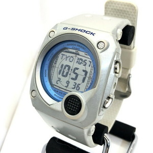 G-SHOCK CASIO Casio watch G-8000BR Quartz Silver Gray Backlight Men's