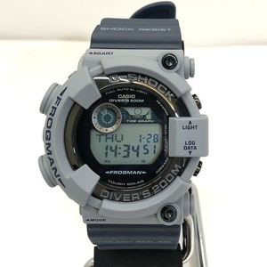 G-SHOCK CASIO Casio watch GF-8250ER-2 Frogman FROGMAN Men in Military Colors Solar