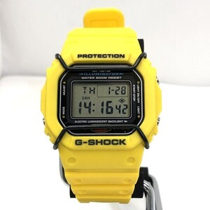 G-SHOCK CASIO Casio watch DW-5600ED speed yellow tweety men's quartz