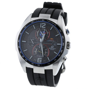 Casio Watch Edifice Red Bull Racing 5333 EFR-528RBP-1 Stainless Steel Black Men