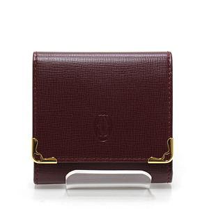 Cartier Must de Coin Case L3000158 Bordeaux