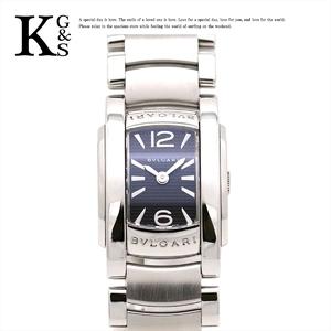 Bvlgari Assioma Quartz Stainless Steel Women's Dress Watch AA26BS
