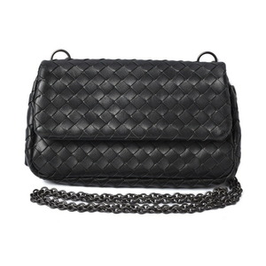 Bottega Veneta Shoulder Bag Clutch Black 310774
