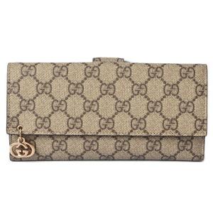 Gucci wallet GG 212104 KGDDG 9768 brown beige