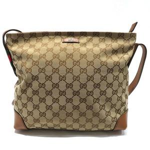 Gucci GUCCI GG canvas 337598 bag shoulder ladies