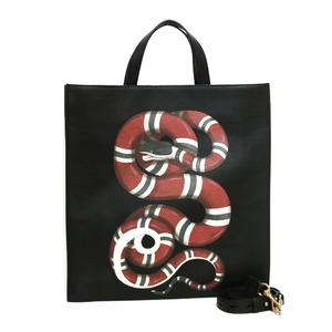 GUCCI Gucci Handbag Shoulder Bag Black Women's Men's