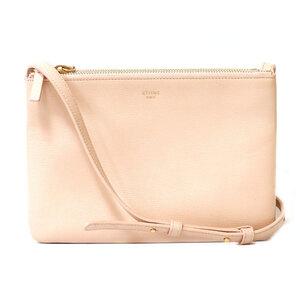 CELINE Celine Shoulder Bag Trio Pink Ladies