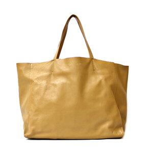 CELINE Celine Shoulder Bag Cover Horizontal Tote 2way Brown Ladies