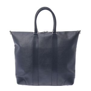 SAINT LAURENT 2WAY tote bag men's calf handbag
