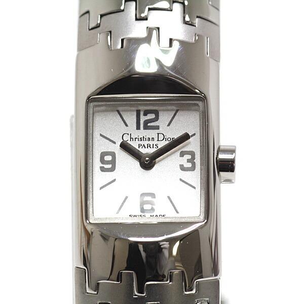 Dior Ladies Watch Diorific D96-100MAG Silver Dial Quartz