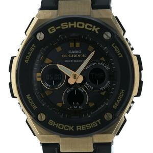 カシオ CASIO G-SHOCK アナデジ GST-W300G-1A9JF ソーラー グレー 文字盤 メンズ 時計