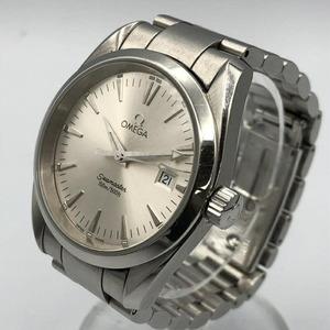 OMEGA Omega 2518.30 Seamaster Aqua Terra Quartz Watch