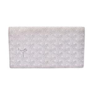 GOYARD unisex PVC wallet