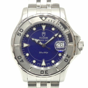 Tudor Watch Prince Date Men's Automatic Stainless Steel 89190 Self-winding