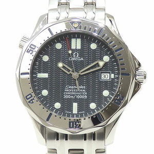 Omega Watch Seamaster Professional Men's Automatic Stainless Steel 2532.80 Self-winding