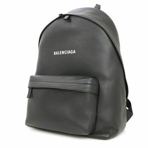 バレンシアガ(Balenciaga) バレンシアガ BALENCIAGA ブラック カーフスキン レザー バックパック リュック 552374 メンズ レディース