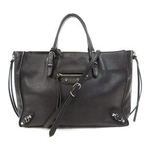 Balenciaga 2WAY Handbag Leather Ladies