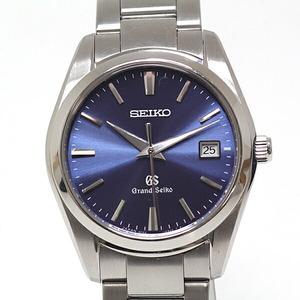 Seiko Grand Seiko Quartz Stainless Steel Men's Watch SBGX265