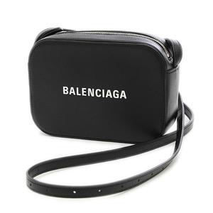 Balenciaga Everyday Camera Bag XS Mini Shoulder Leather Black 552372