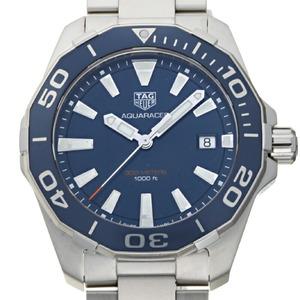 TAG Heuer Aquaracer Men's Watch WAY111C.BA0928 Stainless Steel Blue Dial