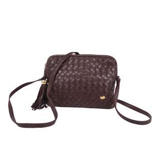 Bally BALLY Leather Mini Shoulder Bag Body Ladies Brown