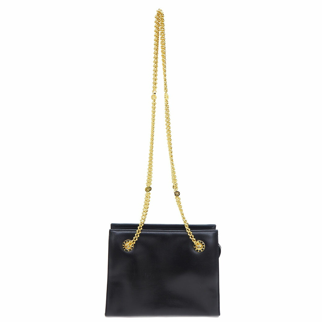 TIFFANY & Co. Tiffany Chain Shoulder Bag Black