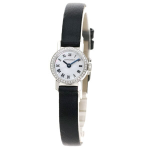 Longines L2.303.0 Mini Watch Stainless Steel Leather Ladies