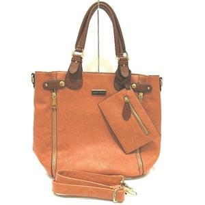 Jimmy Choo Leather 2WAY Bag Handbag One Shoulder Ladies