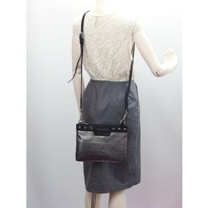 Jimmy Choo Shoulder Bag Star Studs