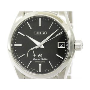 GRAND SEIKO SBGA083 Spring Drive Steel Mens Watch 9R65-0BH0