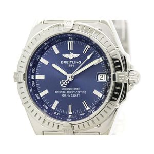 Breitling Wings Chronometer Automatic Men's Watch A10350
