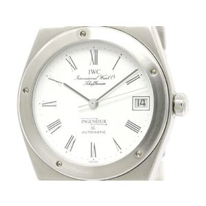IWC Ingenieur SL Stainless Steel Automatic Mens Watch IW3506