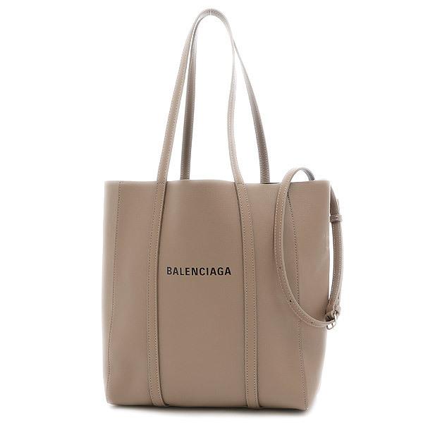 Balenciaga Everyday 2WAY Tote Bag Leather Greige 551810