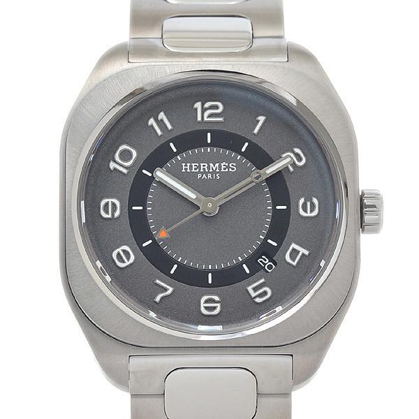 Hermes H08 GM Men's Watch SP1.741 Titanium Back Scale