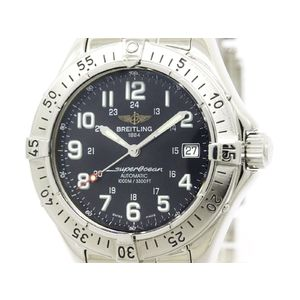 BREITLING Super Ocean Steel Automatic Mens Watch A17340