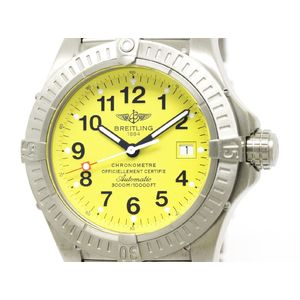 BREITLING Avenger Seawolf Titanium Automatic Watch E17370