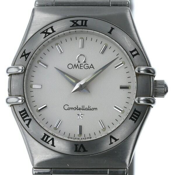 Omega OMEGA Constellation 1562.30 Quartz Silver Dial Ladies Watch