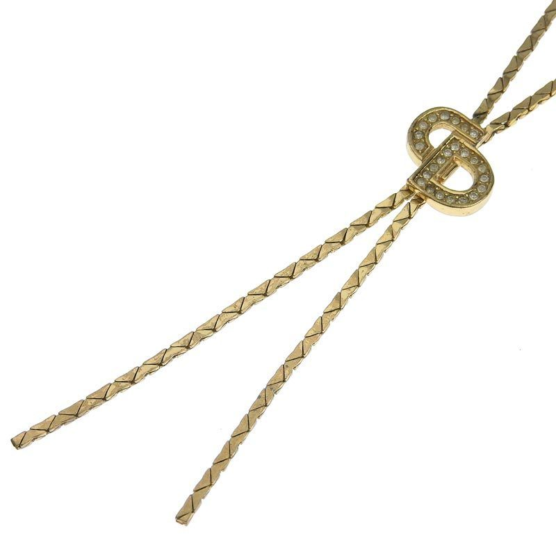 Christian Dior Necklace Gold