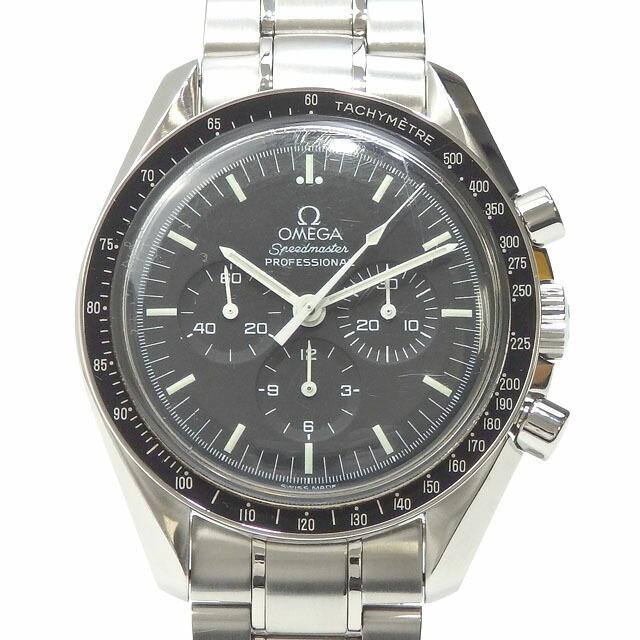 Omega Watch Speedmaster Professional Men's Manual Winding SS 3572.50 Moon