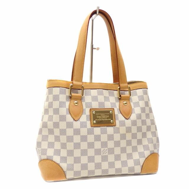 Louis Vuitton Handbag Damier Azur Hamstead PM Ladies N51207
