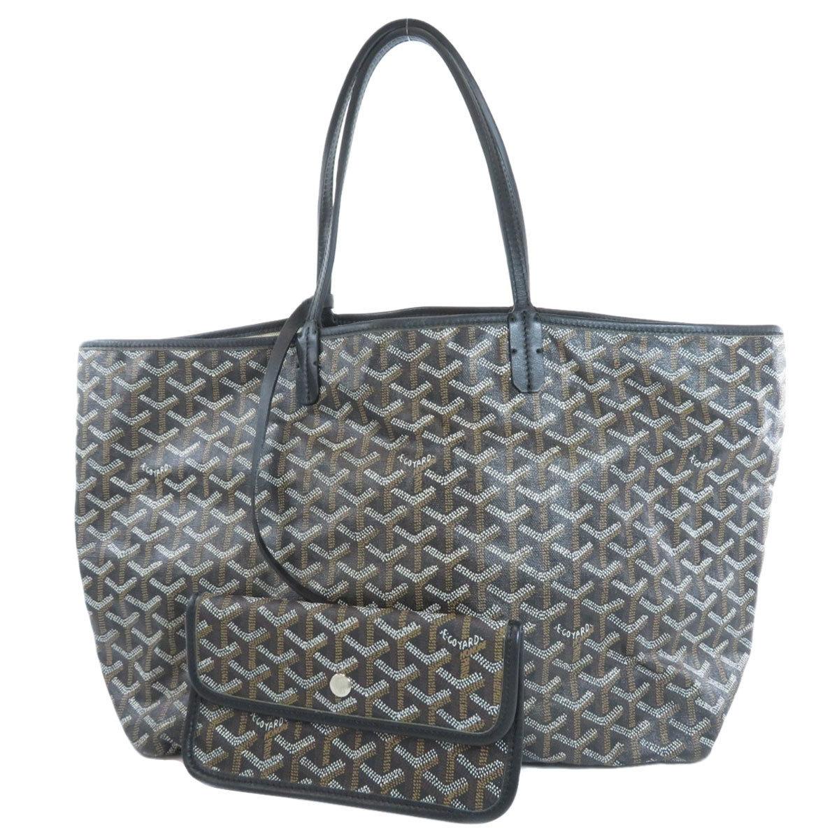Goyard Saint Louis PM Tote Bag PVC Ladies