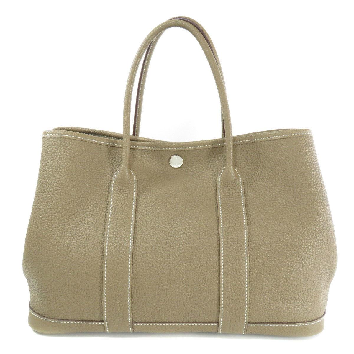 Hermes Garden Party TPM Negonda Etope Etup Tote Bag Ladies