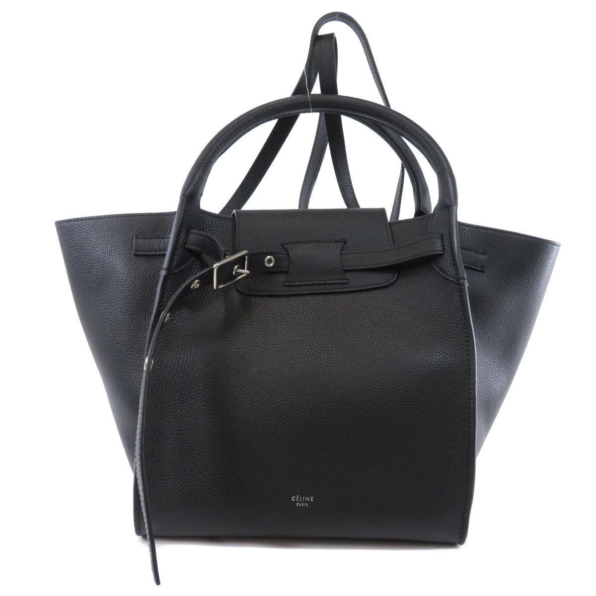 Celine Big Bag Handbag Calf Ladies