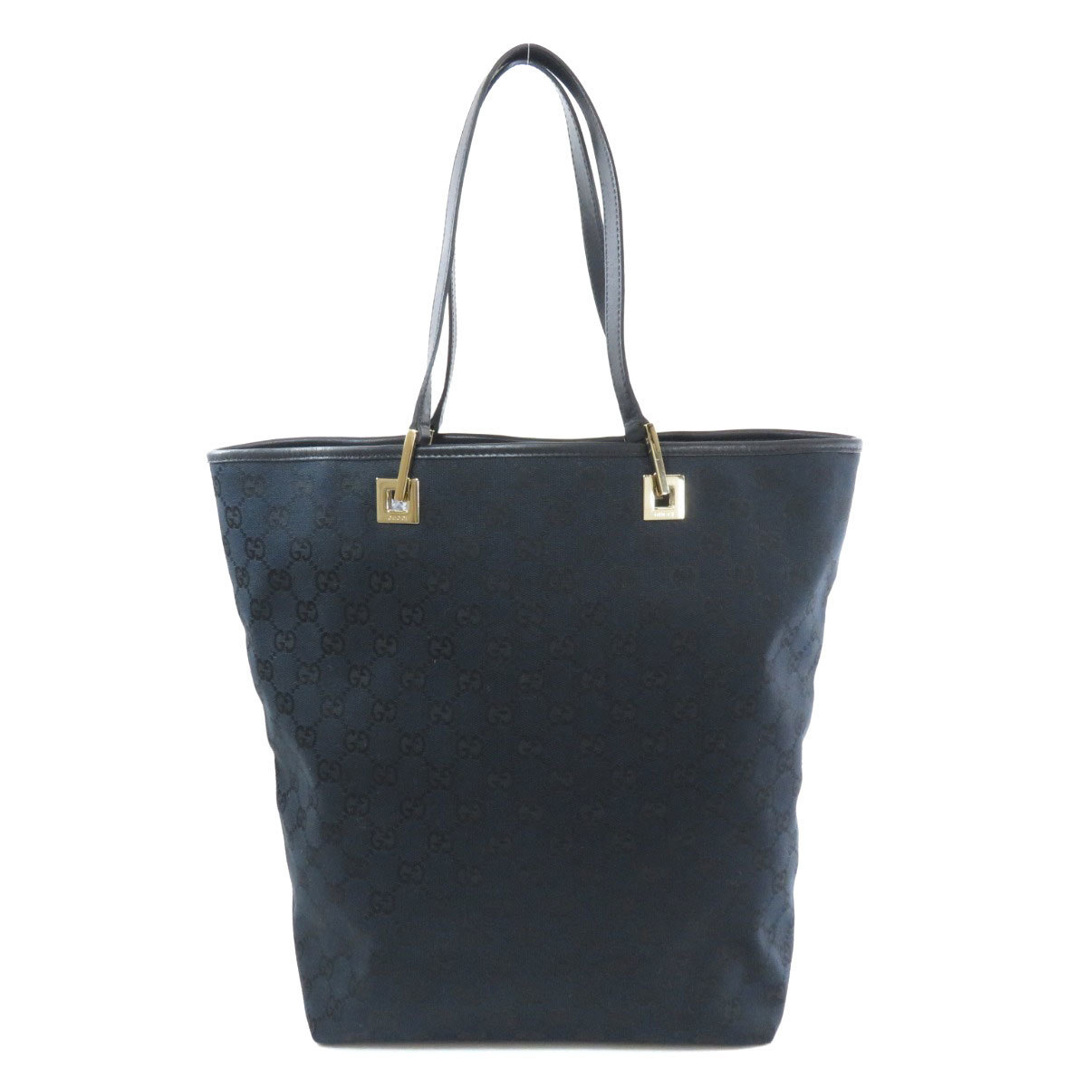 Gucci 002/1098 GG Tote Bag Canvas Ladies