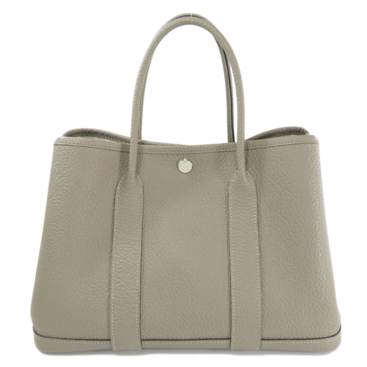 Hermes Garden Party TPM Country Tote Bag Ladies